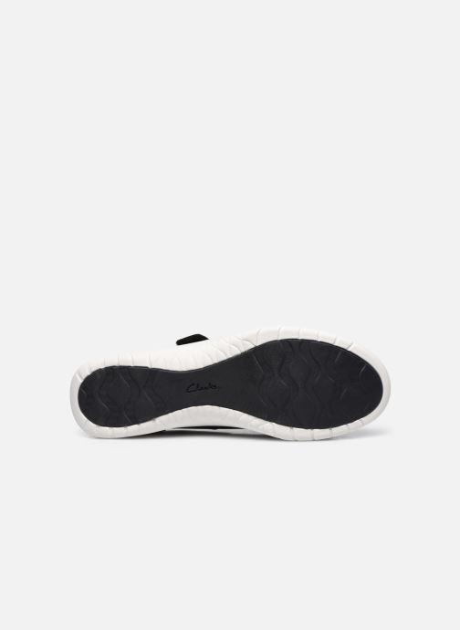 Sneaker Cloudsteppers by Clarks Adella West schwarz ansicht von oben