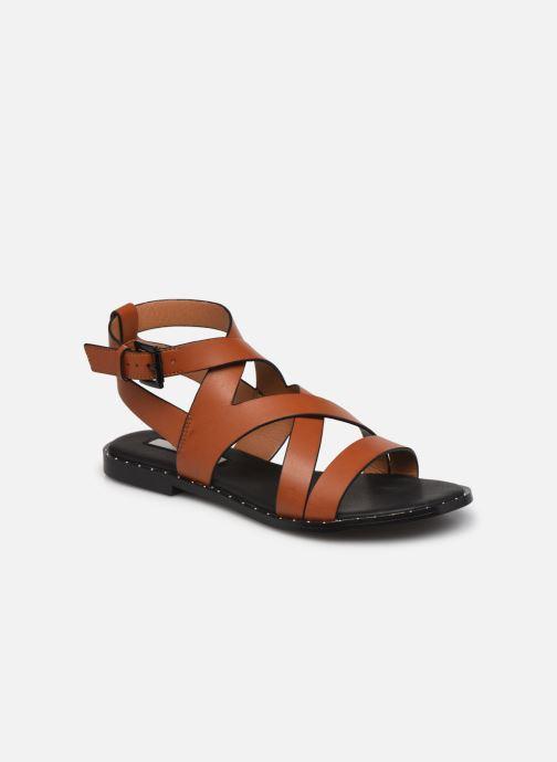 Sandali e scarpe aperte Pepe jeans HAYES ROAD Marrone vedi dettaglio/paio