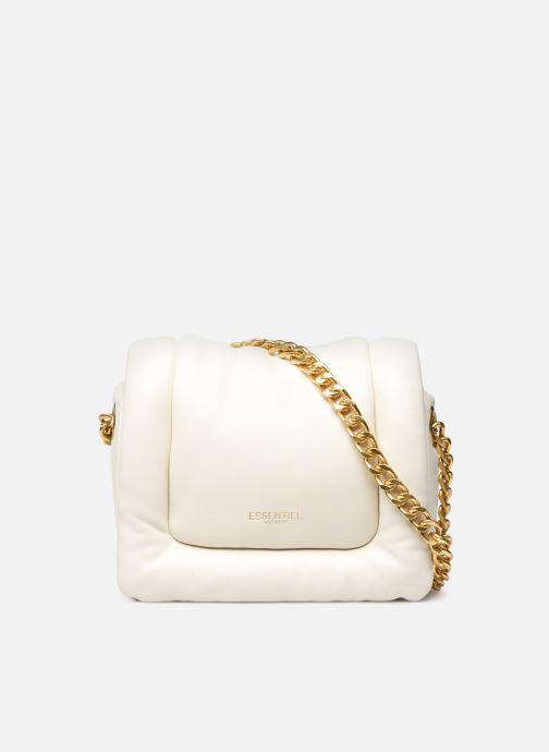 Handtassen Essentiel Antwerp Zedgehog Wit voorkant