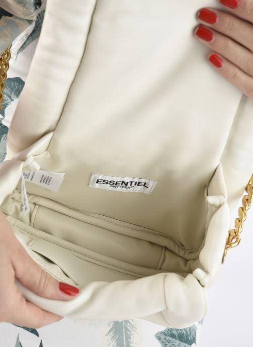 Handtassen Essentiel Antwerp Zedgehog Wit achterkant