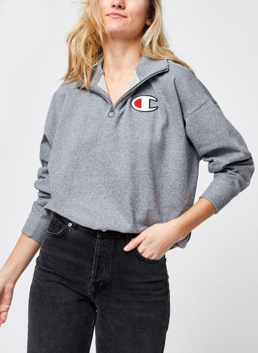 Kleding Accessoires High Neck Sweatshirt W
