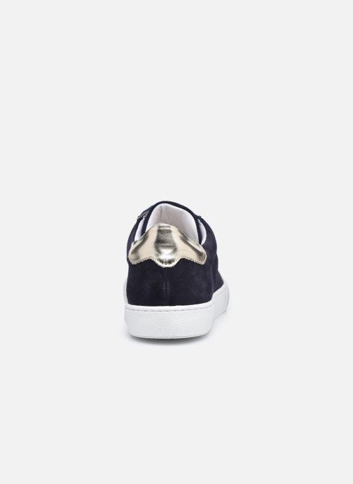 Sneakers Georgia Rose Catia Blauw rechts