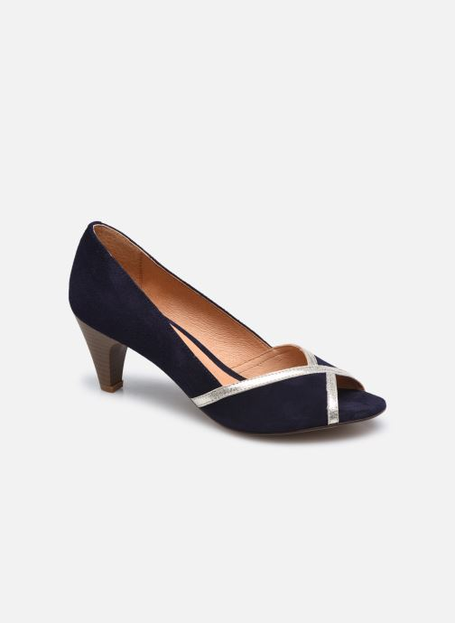 Zapatos de tacón Georgia Rose Carolle Azul vista de detalle / par