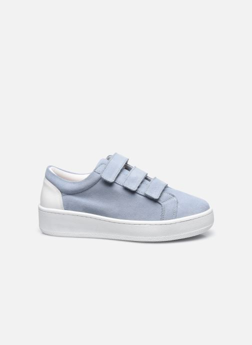 Sneakers Made by SARENZA Pastel Summer Baskets #1 Blauw detail