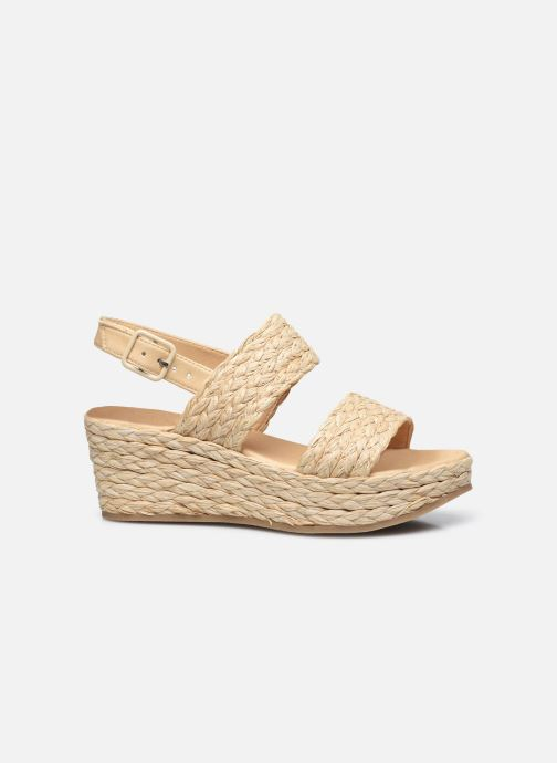 Sandales et nu-pieds Made by SARENZA Rustic Beach Sandales à talons #7 Beige vue détail/paire