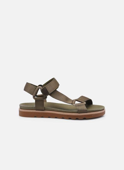 Sandales et nu-pieds Made by SARENZA Minimal Summer Sandales plates #1 Vert vue détail/paire