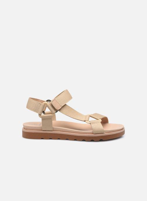 Sandalen Made by SARENZA Minimal Summer Sandales plates #1 beige detaillierte ansicht/modell