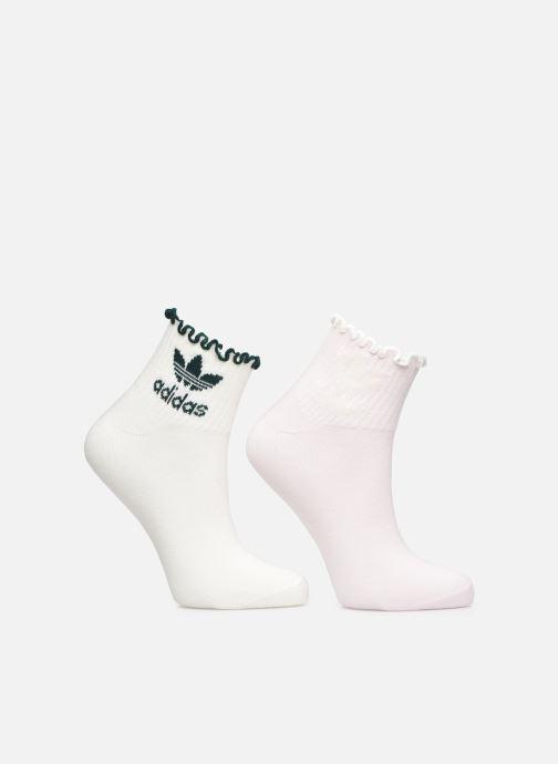 Sokken en panty's adidas originals Sock 2Pp Roze detail