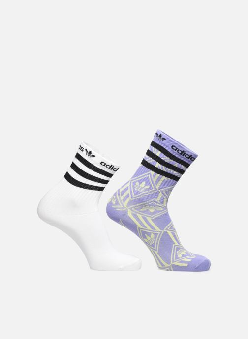 Chaussettes et collants adidas originals Sock 2Pp Blanc vue détail/paire