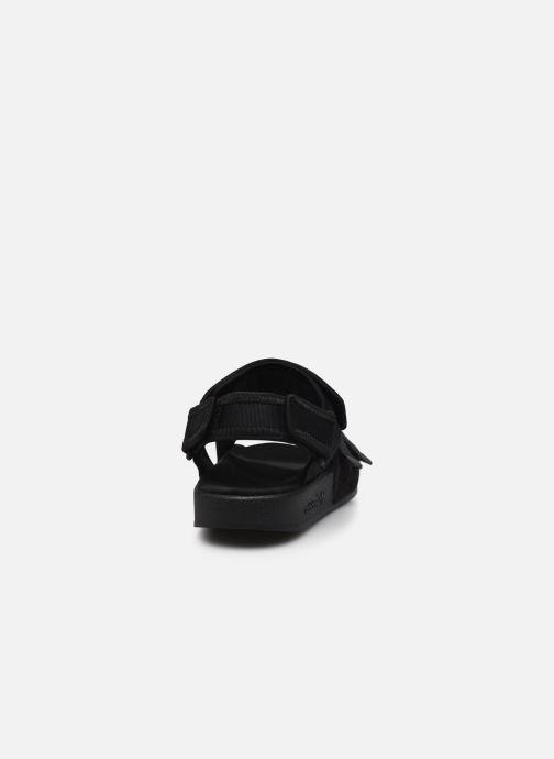 Sandaler adidas originals New Adilette Sandal W Sort Se fra højre