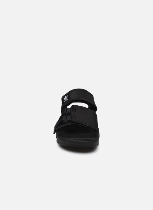 Sandaler adidas originals New Adilette Sandal M Sort se skoene på