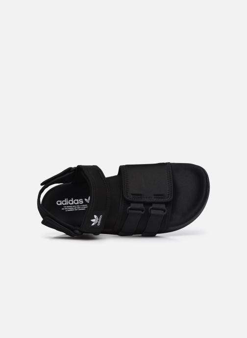 Sandaler adidas originals New Adilette Sandal M Sort se fra venstre