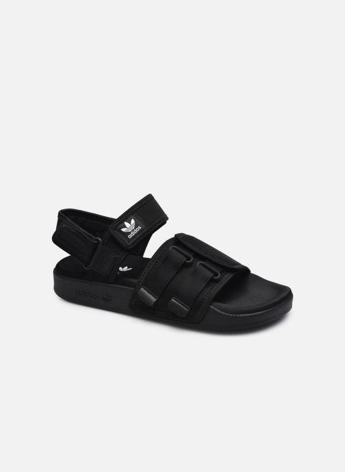 Sandaler adidas originals New Adilette Sandal M Sort detaljeret billede af skoene