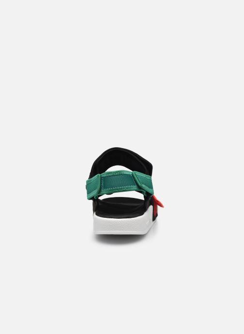 Sandalen adidas originals New Adilette Sandal M schwarz ansicht von rechts