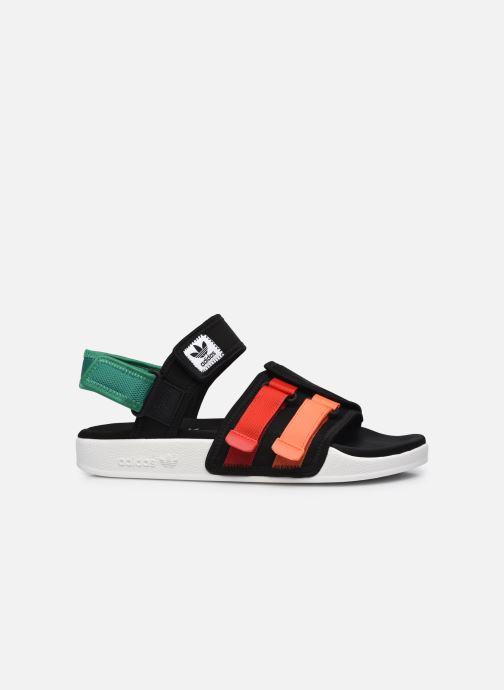Sandalen adidas originals New Adilette Sandal M schwarz ansicht von hinten