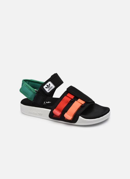 Sandalen adidas originals New Adilette Sandal M schwarz detaillierte ansicht/modell
