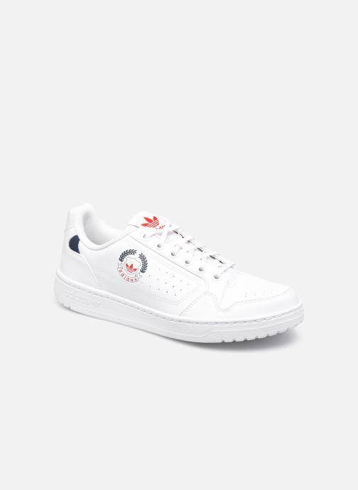 Sneakers adidas originals Ny 90 M Hvid detaljeret billede af skoene