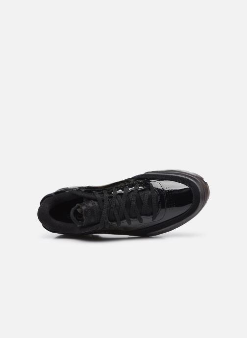 Sneaker Reebok Club C Cardi W schwarz ansicht von links