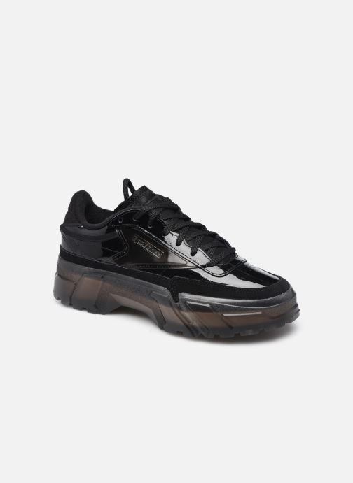 Sneaker Reebok Club C Cardi W schwarz detaillierte ansicht/modell