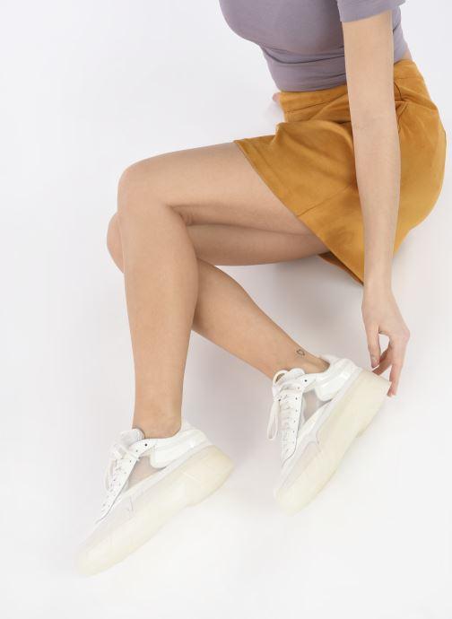 Sneakers Reebok Club C Cardi W Bianco immagine dal basso
