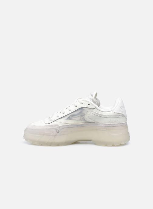 Sneakers Reebok Club C Cardi W Bianco immagine frontale