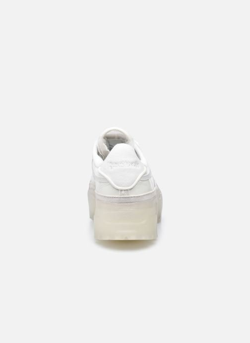 Sneakers Reebok Club C Cardi W Bianco immagine destra