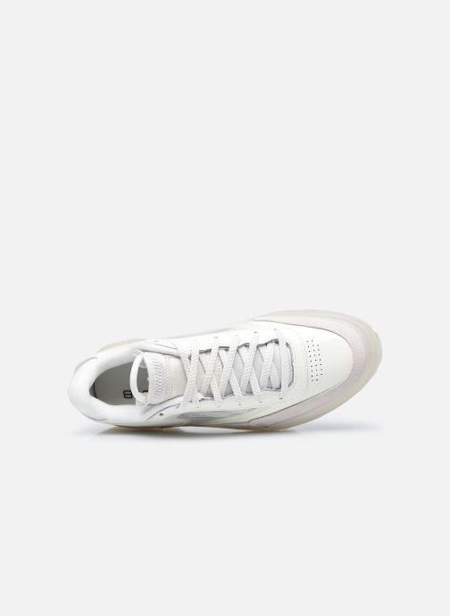 Sneakers Reebok Club C Cardi W Bianco immagine sinistra
