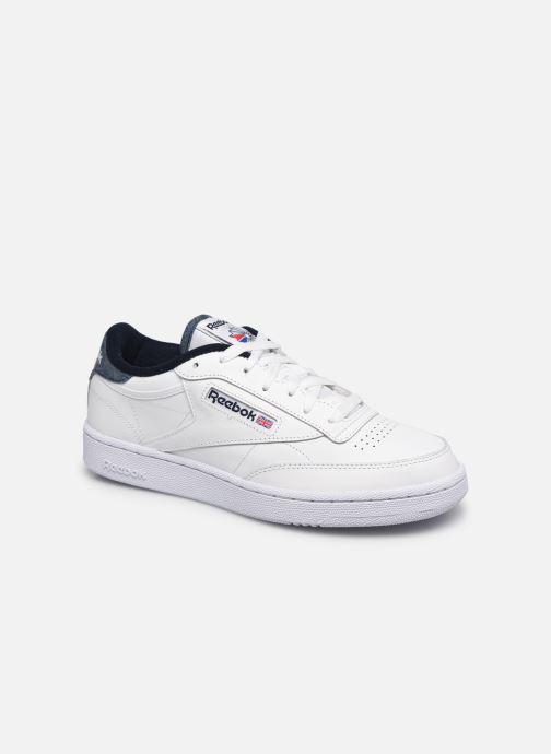 Sneaker Reebok Club C 85 M weiß detaillierte ansicht/modell