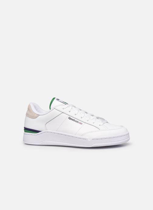Sneaker Reebok Ad Court M weiß ansicht von hinten
