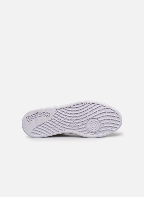Sneaker Reebok Ad Court M weiß ansicht von oben