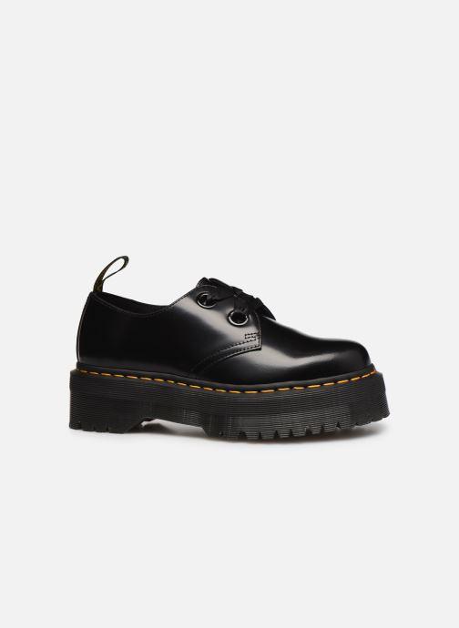 Chaussures à lacets Dr. Martens Holly Black Buttero Noir vue derrière