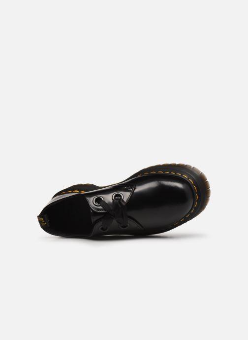 Chaussures à lacets Dr. Martens Holly Black Buttero Noir vue gauche