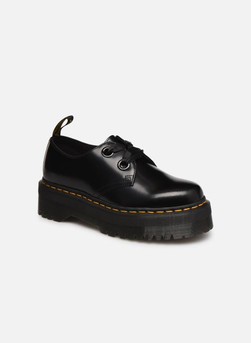 Chaussures à lacets Femme Holly Black Buttero