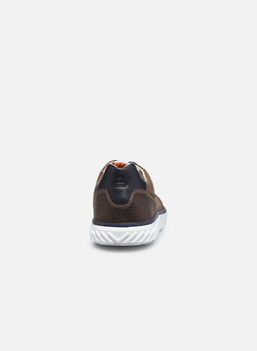 Sneaker Bullboxer 660K20438ATTPNSU00 grün ansicht von rechts