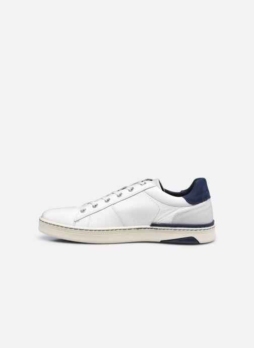 Sneaker Bullboxer 887K20887AWHNASU00 weiß ansicht von vorne