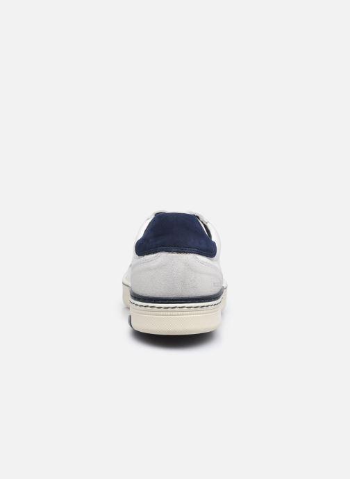 Sneaker Bullboxer 887K20887AWHNASU00 weiß ansicht von rechts