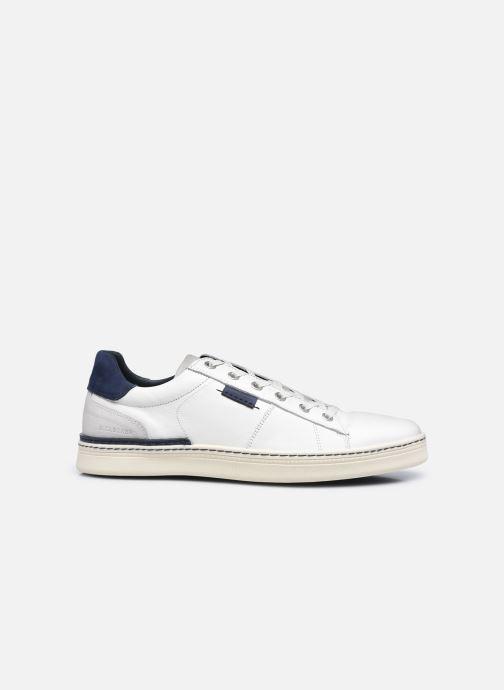 Sneaker Bullboxer 887K20887AWHNASU00 weiß ansicht von hinten