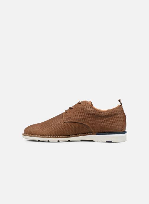 Chaussures à lacets Bullboxer 806K20905BDECOSU00 Marron vue face