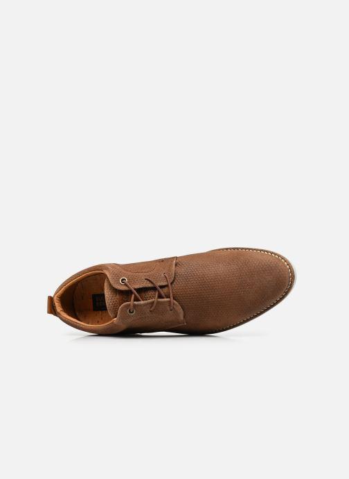 Chaussures à lacets Bullboxer 806K20905BDECOSU00 Marron vue gauche