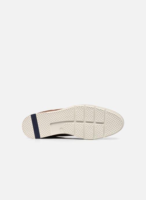 Chaussures à lacets Bullboxer 806K20905BDECOSU00 Marron vue haut