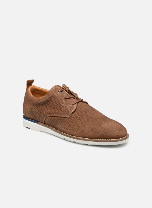 Chaussures à lacets Bullboxer 806K20905BDECOSU00 Marron vue détail/paire