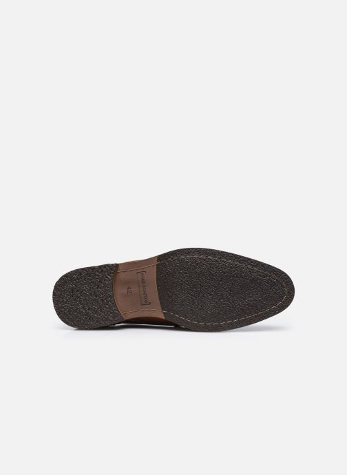 Chaussures à lacets Bullboxer 838K24657C8P5CSU00 Marron vue haut