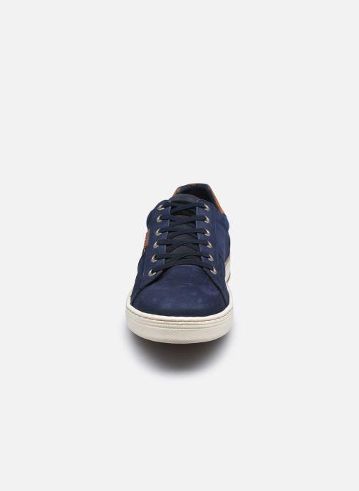Baskets Bullboxer 887K20887ANACGSU00 Bleu vue portées chaussures