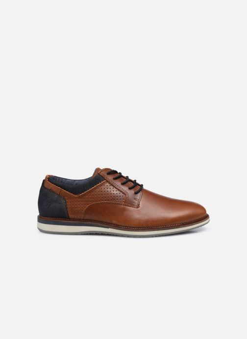 Chaussures à lacets Bullboxer 633K26865ACGNASU00 Marron vue derrière