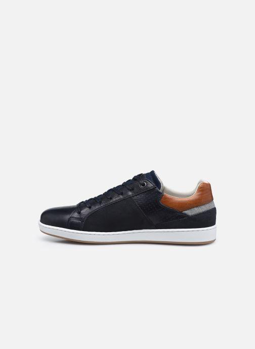 Sneaker Bullboxer 758K26774BP2NASU00 schwarz ansicht von vorne