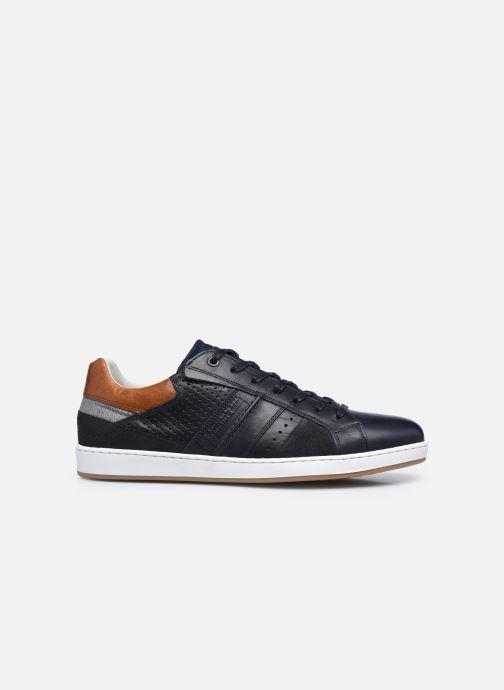 Sneaker Bullboxer 758K26774BP2NASU00 schwarz ansicht von hinten