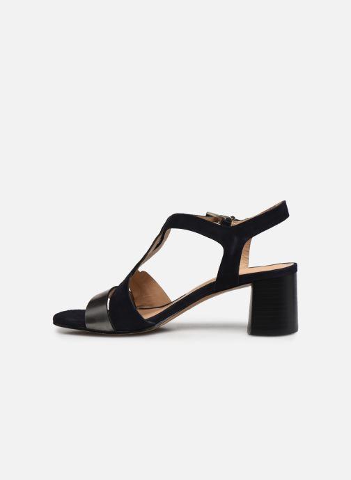 Sandalen Perlato 11804 Zwart voorkant