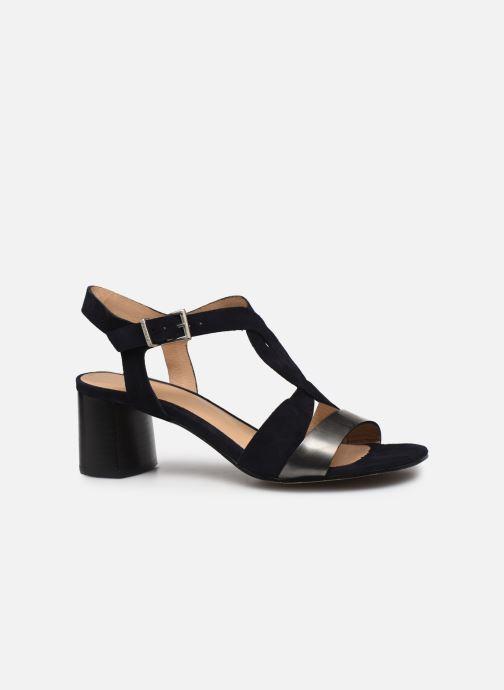 Sandalen Perlato 11804 Zwart achterkant