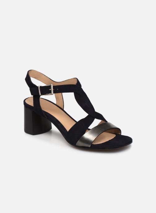 Sandalen Perlato 11804 Zwart detail