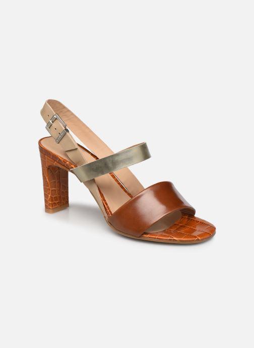Sandalen Perlato 11798 braun detaillierte ansicht/modell
